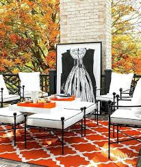dreaded fresh black and white striped patio cushions and black white modern stripes