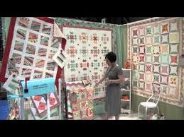 65 best Quilt Shops images on Pinterest | Quilt shops, Display ... & Bonnie from Cotton Way patterns and Camille from Thimble Blossoms patterns  show their booth and newest line of fabrics from Moda at Kansas City's Quilt  ... Adamdwight.com