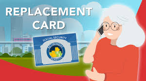 We did not find results for: How To Get A New Social Security Card