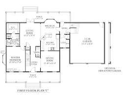 2 story house plans with master on main floor two story master bedroom first floor master