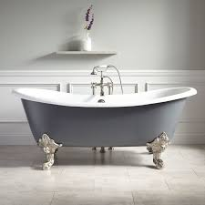 bath cast iron or acrylic. clawfoot tubs cast iron acrylic copper signature hardware pertaining to measurements 1500 x bath or