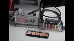 build an affordable airbrush makeup kit