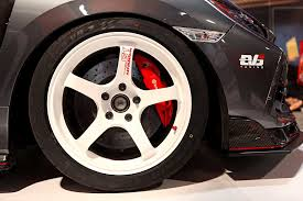 evasive motorsports civic type r project advan gt wheel