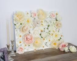 surprising 3d flower wall decor house interiors etsy metal paper white decorations wire on 3d white flower wall art with 3d flower wall decor fallow fo