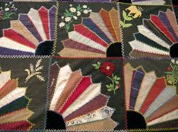 Crazy Quilts: The Basics & Beyond, on Craftsy! & No Batting Crazy Quilt Adamdwight.com