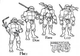 Small Picture Teenage Mutant Ninja Turtles 2013 Coloring PagesMutantPrintable