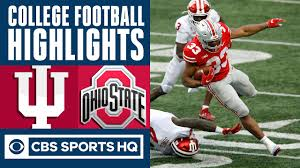 9 Indiana vs #3 Ohio State Highlights ...