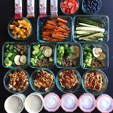 Weekly Lunch Prep How To Meal Prep Like A Champ My Weekly Meal Prep Routine