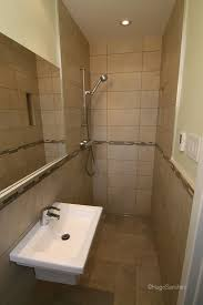 Open Shower Bathroom Open Shower Small Bathroom Ideas With Bathroom Tile Design Ideas