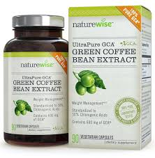 Amazon Com Naturewise Ultrapure Gca Green Coffee Bean Extract For Green Coffee Bean Extract Dietary Supplement Reviews