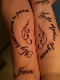 Top 40 Couple Tattoos For Love Birds Best Love Tattoos For Couples Quotes