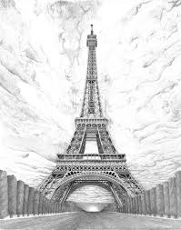 architectural drawings of famous buildings. Pin Drawn Eiffel Tower Famous Building 6 Architectural Drawings Of Buildings