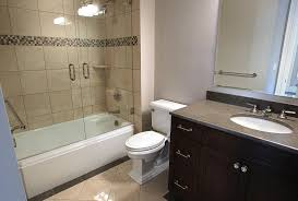 Toilet With Sink Attached Magnificent Modern Bathroom Design With Glass Enclosure Shower