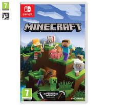 500 juegos nintendo switch de usados en venta en yapo.cl ✅. Videojuego Nintendo Switch Mojang Minecraft Switch Alcampo Compra Online