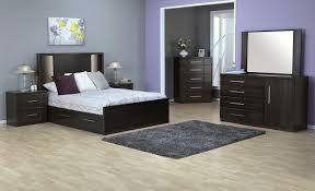 Seville Bedroom Furniture Seville King Storage Bed Charcoal Leons