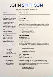 resume templ 30 google docs resume templates downloadable pdfs resume