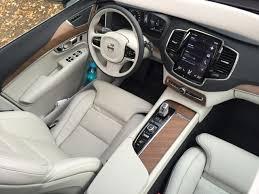 2018 volvo xc90 interior. plain 2018 2018 volvo xc90 t8 hybrid interior for volvo xc90