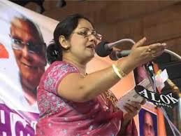 kumar vishwas wife manju sharma
