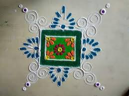 Small Picture best rangoli designs YouTube