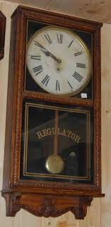 full image for winsome regulator wall clock antique 81 seth thomas regulator wall clock antique waterbury