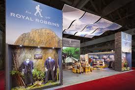 Trade Show Booth Design Ideas royal robbins trade show booth ideas