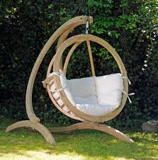 hanging chair with stand hammock swing chair stand diy