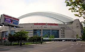 Rogers Centre Seating Chart Ed Sheeran Rogers Centre Toronto Tickets Schedules Map Directions