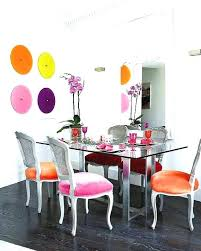 colorful dining room sets amusing colorful dining room sets in glass brilliant chairs along th bright