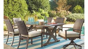 sweet inspiration ashley furniture outdoor minimalist moresdale 7 piece rectangular dining set sets rugs couch