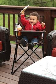 baby in ciao baby portable baby high chair