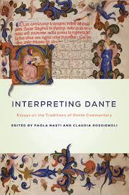 interpreting dante books university of notre dame press p03090