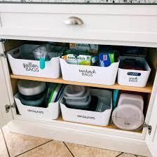 How To Organize Kitchen Cabinets Thirty Handmade Days