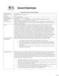 Electrician Resume Sample Apprentice Electrician Resume Sample Free 100a Philippines Examples 6