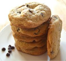 thick chocolate chip cookies recipe. Delighful Chip BIG Thick Jumbo Chewy Chocolate Chip Cookies  Wwwcraftycookingmamacom On Thick Recipe E