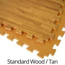 foam interlocking floor tile case