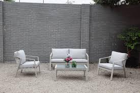 Outdoor Patio Furniture Gray
