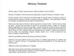 Newspaper Obituary Template Free Christian Obituary Template Pics Photos Obituaries Or Templates