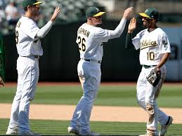 Yahoo Mlb Depth Chart 4 Oakland As Nominated For Inaugural All Mlb Team