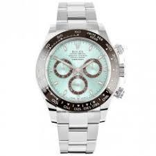 platinum mens watches