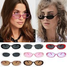 <b>Personality Small</b> Frame <b>Sunglasses</b> Comfortable Fashion Oval ...