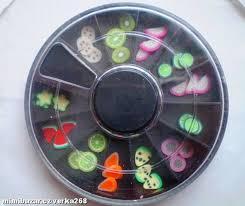 Mimisvět U červíčků Vše Pro Děti A Rodinu Ozdoby Na Nehty Fimo