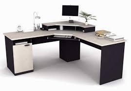 alluring home depot desks new game desk with atlantic black 33935701 the