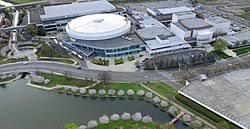 Von Braun Center Arena Seating Chart Von Braun Center Wikivisually