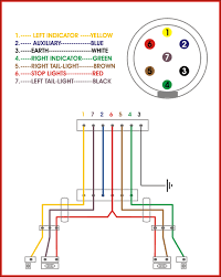 trailer wiring diagram & \