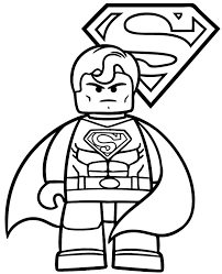 Click the lego superman coloring pages to view printable version or color it online (compatible with ipad and android tablets). Coloring Pages With Lego Minifigures For Free
