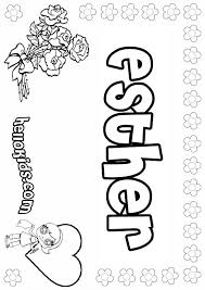 Small Picture Esther coloring pages Hellokidscom