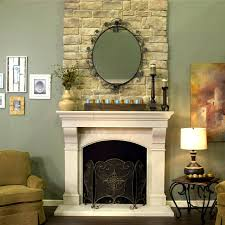 cast stone fireplace surrounds are a cost effective alternative to natural stone they add