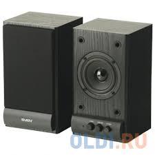 <b>Колонки Sven SPS</b>-<b>607</b> 2.0 Black — купить по лучшей цене в ...