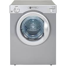 compact vented dryer. Simple Vented White Knight Compact Silver Reversing Tumble Dryer C39AS For Vented C