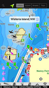 Us Great Lakes Nautical Chart By Mapitech